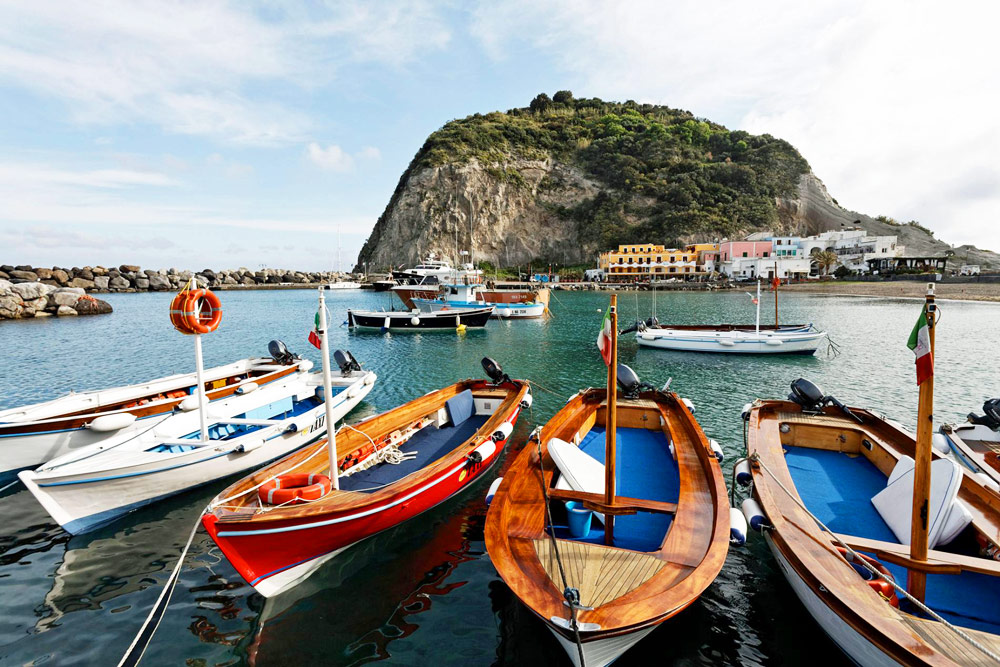 Italian Island You've Never Heard Of: Plan a visit to Ischia, but don't let the secret out