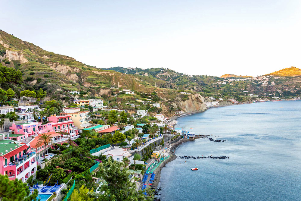 Ischia: incredible Italian island
